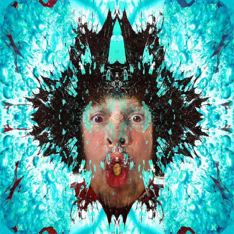 ST. ANDREAS / METAMORPHOSIS / alpha / mixed media auf leinwand / Artist - Andreas Streicher